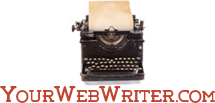Your Web Writer